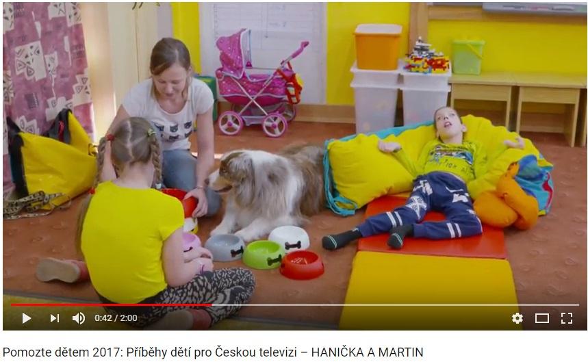 PŘÍBĚHY DĚTÍ PRO ČT 2017: HANIČKA A MARTIN