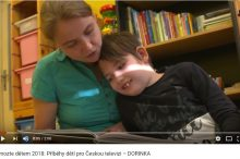 Příběhy dětí pro ČT 2018: DORINKA