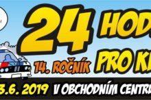 24 hodin pro Kuře 2019