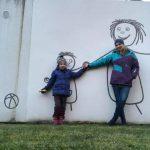 Dvojice Dítě S Autismem A Dobrovolník